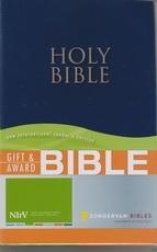 Gift & Award Bible - NIrV (blue)
