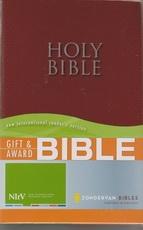 Gift & Award Bible - NIrV (red)