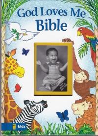 God Loves Me Bible