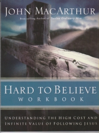 Hard to Believe - Workbook - Understanding the High Cost and Infinite Value of F