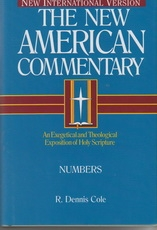 Numbers - The New American Commentary