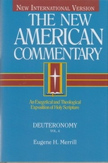 Deuteronomy - The New American Commentary