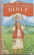 NIrV Discoverer's Bible - A Large Print Bible for Early Readers