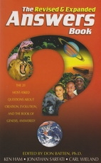 The Revised & Expanded Answers Book - The 20 Most-Asked Questions About Creation