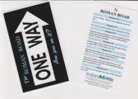 One Way - Roman Road Gospel Tract