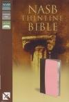 Thinline Bible - NAS - pink/chocolate
