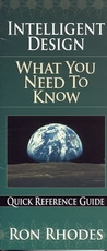 Intelligent Design - What You Need to Know Quick Reference Guide