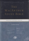 MacArthur Study Bible - ESV - hardcover