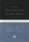 MacArthur Study Bible - ESV (personal size, Trutone, chocolate/walnut, trail des