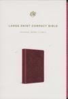 Large Print Compact Bible - ESV