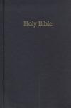 Holy Bible - Large Print - NAS (hardcover, black)