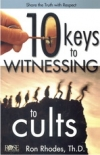 10 Keys to Witnessing to Cults