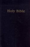 Pew Bible - NAS (hardcover, black)