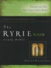 The Ryrie Study Bible - NAS