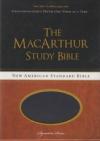 MacArthur Study Bible - NAS (Raven, Leathersoft)