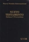 Nuevo Testamento Salmos Y Proverbios - NVI