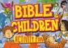 Bible Children Activity Fun