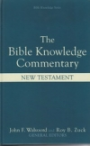 New Testament - The Bible Knowledge Commentary
