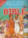 Children's Activity Bible - ages 7 & up