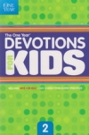 The One Year Book of Devotions for Kids - Volume 2
