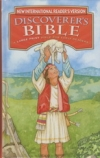 Discoverer's Bible - NIrV - large print Bible for early readers