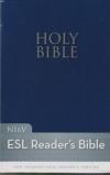 ESL Reader's Bible - NIrV (blue)