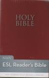 ESL Reader's Bible - NIrV (red)