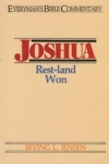Joshua - Rest-land Won - Everyman's Bible Commentary