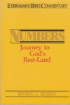 Numbers - Journey to God's Rest-Land - Everyman's Bible Commentary
