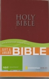 Gift & Award Bible - NIrV (red)