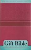 Gift Bible -NIrV (hot pink)