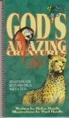 God's Amazing Creatures and Me - Devotions for Boys and Girls Ages 6 to 10