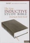 New Inductive Study Bible - NAS