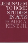 Jerusalem to Rome - Studies in Acts