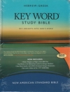 Hebrew-Greek Key Word Study Bible - NAS