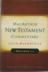 Matthew 1-7 - The MacArthur New Testament Commentary