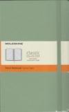 Moleskine Ruled Notebook (willow green)