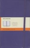 Moleskine Ruled Notebook (purple)
