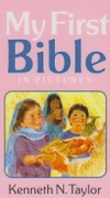 My First Bible in Pictures (pink)