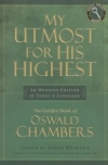 My Utmost for His Highest (easy print)