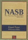 Giant Print Reference Bible - NAS