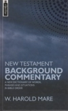 New Testament Background Commentary - A New Dictionary of Words, Phrases and Sit