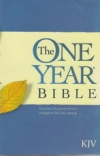 The One Year Bible - KJV