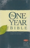 The One Year Bible - New King James Version