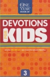 One Year Book of Devotions for Kids - Volume 3