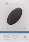 Pocket New Testament - ESV (Trutone, coffee)
