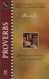 Proverbs - Shepherd's Notes