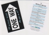 One Way - Roman Road Gospel Tract