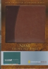 Thinline Bible - NAS (Italian Duo-tone, mahogany/chocolate)