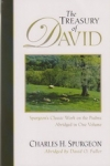The Treasury of David - Spurgeon's Classic Work of the Psalms Abridged in One Vo